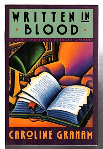 Written in Blood (0688100244) by Caroline Graham