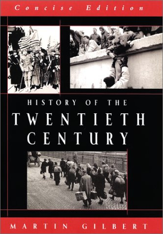 9780688100674: History of the Twentieth Century