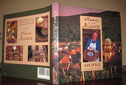 A Taste of Alsace: Style, Sue