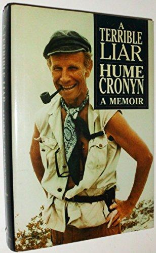 9780688100803: A Terrible Liar: A Memoir