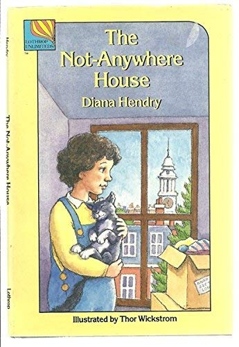 9780688101947: The Not-Anywhere House