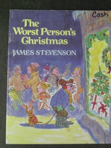 9780688102104: The Worst Person's Christmas