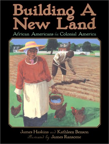 9780688102661: Building a New Land: African Americans in Colonial America