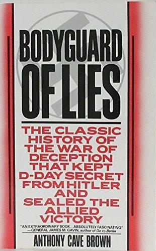 9780688102814: Bodyguard of Lies