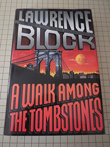 9780688103507: A Walk Among the Tombstones