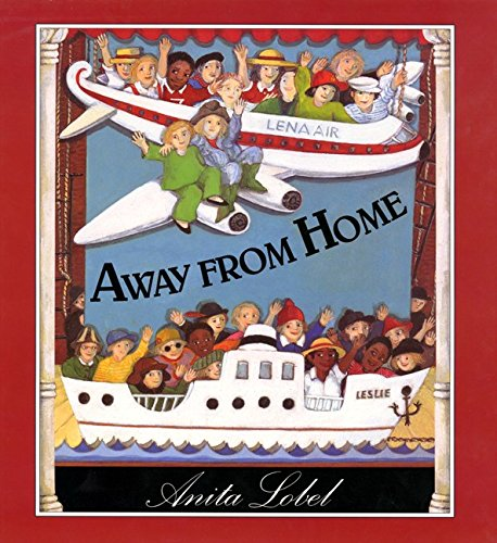 9780688103545: Away from Home