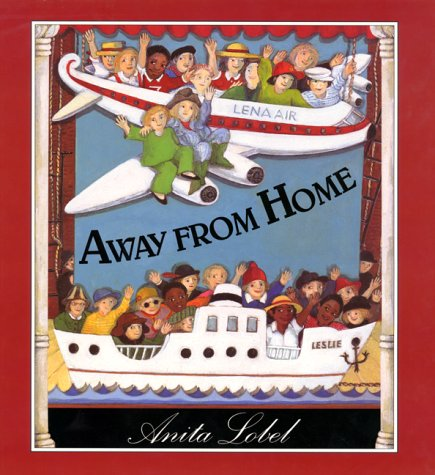 Away from Home: Lobel, Anita