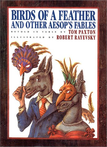 Birds Of A Feather And Other Aesop's: Paxton, Tom