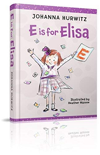9780688104399: E Is for Elisa