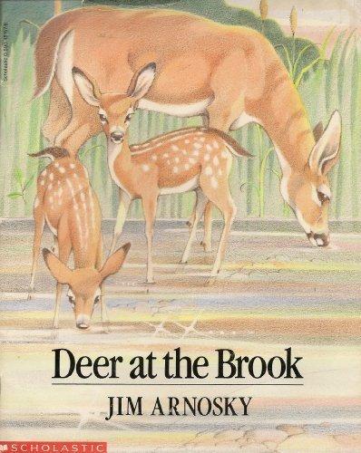 9780688104887: Deer at the Brook