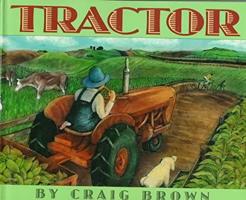 9780688104993: Tractor
