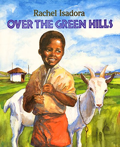 9780688105099: Over the Green Hills