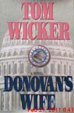 Donovan's Wife: Wicker, Tom
