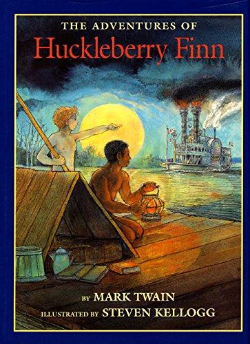 The Adventures of Huckleberry Finn.: Twain, Mark.