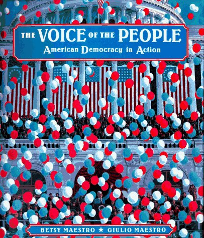 9780688106782: The Voice of the People: American Democracy in Action