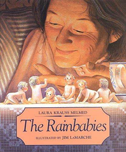 9780688107550: The Rainbabies