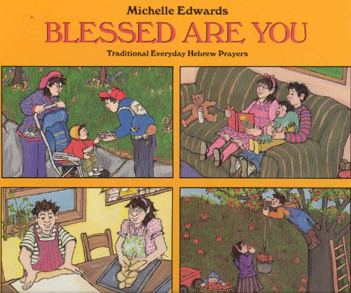 9780688107598: Blessed Are You: Traditional Everyday Hebrew Prayers (English and Hebrew Edition)