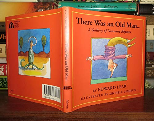 There Was an Old Man...: A Gallery of Nonsense Rhymes (9780688107895) by Lear, Edward