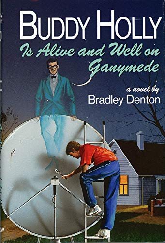 9780688108229: Buddy Holly: Is Alive and Well on Ganymede