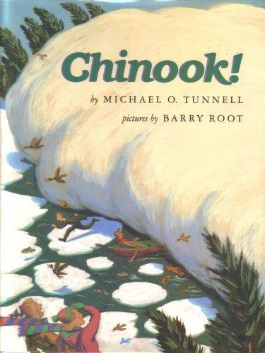 9780688108694: Chinook!