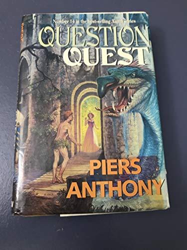 9780688108984: Question Quest (Xanth)