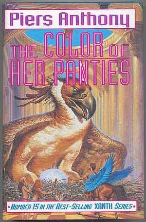 9780688109165: The Color of Her Panties (Xanth)