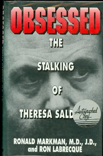 9780688109707: Obsessed: The Stalking of Theresa Saldana