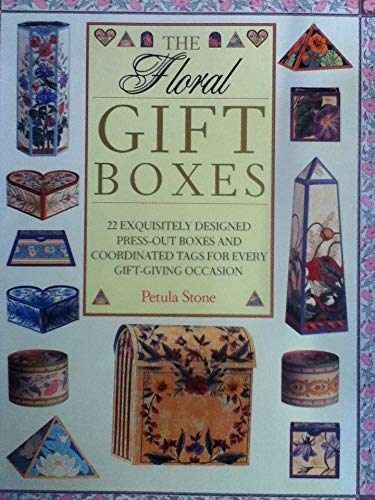 9780688109851: The Floral Gift Boxes
