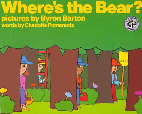 9780688109998: Where's the Bear?