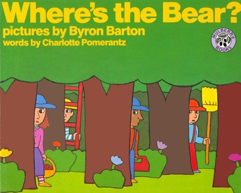9780688109998: Where's the Bear?