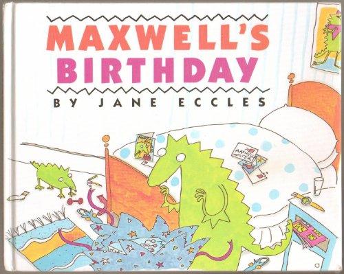 9780688110369: Maxwell's Birthday