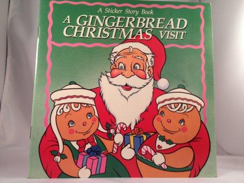 9780688110970: Sticker Gingerbread