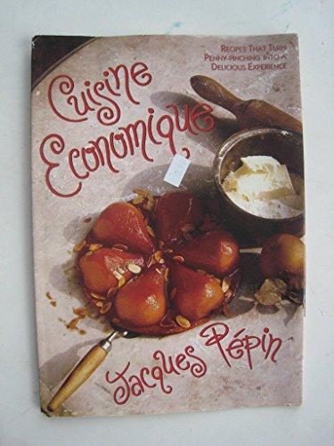 Cuisine Economique: Pepin, Jacques