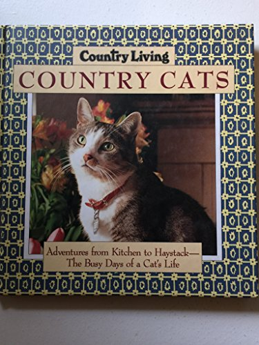 9780688111823: Country Living Country Cats/Slipcase