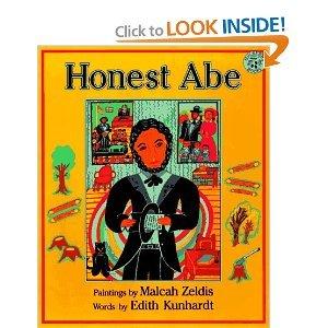 9780688111892: Honest Abe