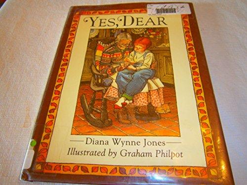 9780688111953: Yes, Dear