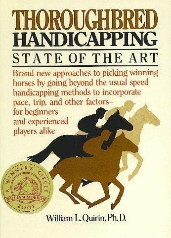 9780688112158: Thoroughbred Handicapping: State of the Art
