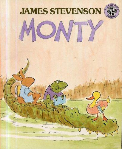 9780688112882: Monty