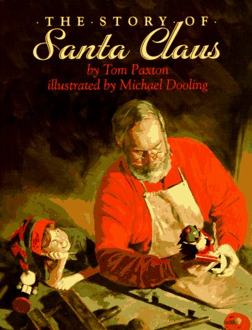 The Story of Santa Claus: Paxton, Tom