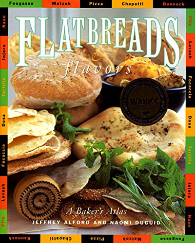 9780688114114: Flatbreads and Flavors: A Baker's Atlas