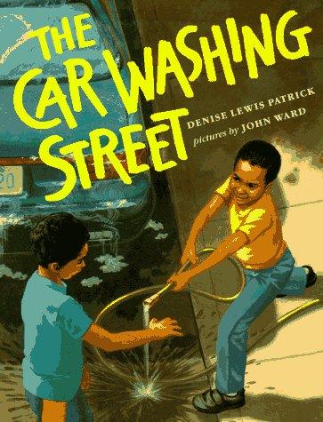9780688114527: The Car Washing Street