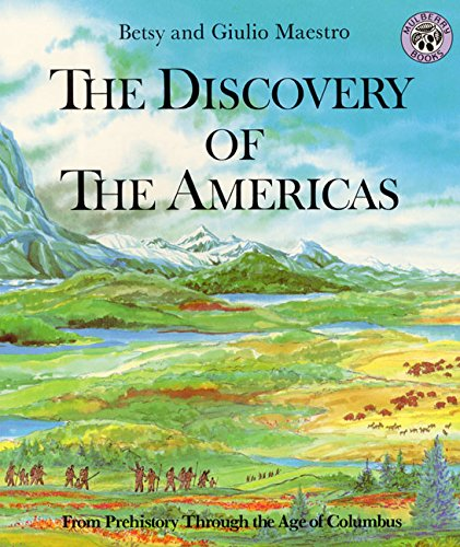 9780688115128: Discovery of the Americas, The (American Story)