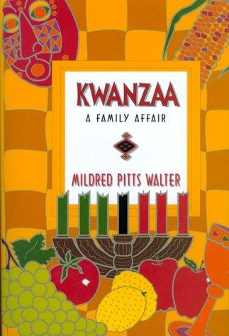 9780688115531: Kwanzaa: A Family Affair