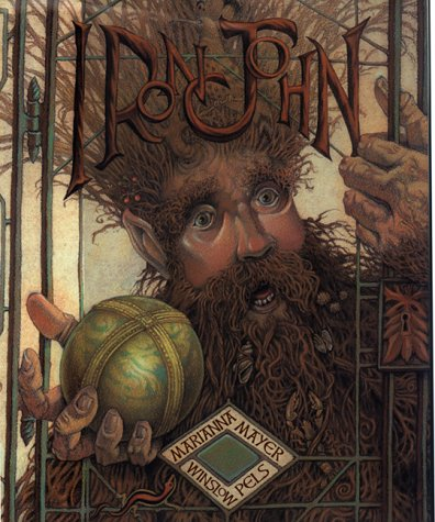 Iron John (0688115543) by Marianna Mayer