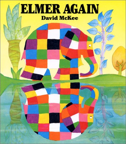 9780688115968: Elmer Again (Elmer Books)