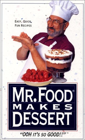 Mr. Food Makes Dessert: Ginsburg, Art
