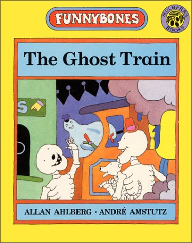 9780688116590: The Ghost Train (Funnybones)