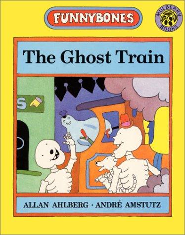 9780688116590: Ghost Train (Funnybones)