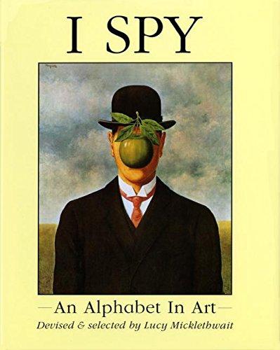 9780688116798: I Spy: An Alphabet in Art