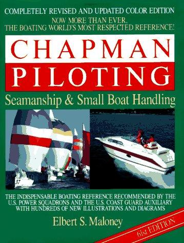 9780688116835: Chapman Piloting: Seamanship & Small Boat Handling